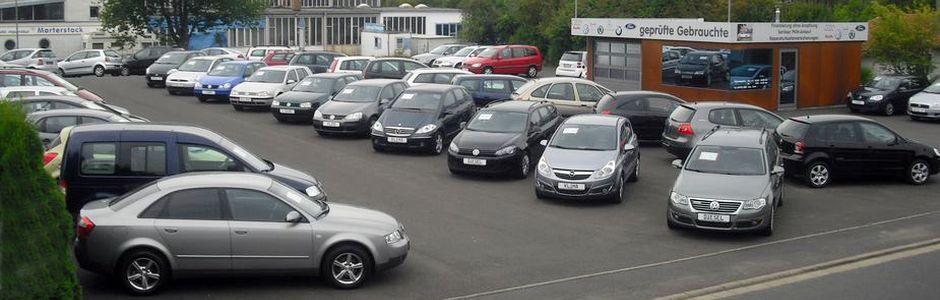Autoteile Schlereth Gebrauchtwagen
